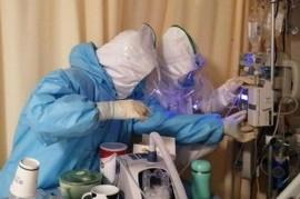 16-11-2020 // Coronavirus: el Gobierno nacional confirmó 292 muertes y 7.893 nuevos contagios