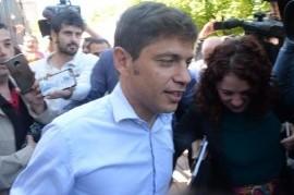 Primer pedido de Kicillof a Vidal: que no aplique los aumentos de las tarifas eléctricas