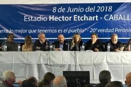 El Congreso Justicialista ya tiene a sus Doce Apóstoles para reorganizar el partido