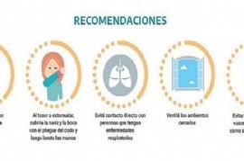 Recomendaciones para que la población tenga en cuenta ante el avance del Coronavirus