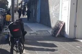 La Plata: empresarios respaldaron al Municipio y a la Policía por los operativos contra manteros