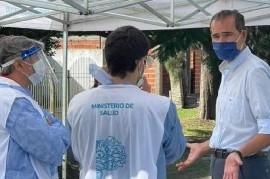 La Plata: diputado peronista pidió al intendente Julio Garro que trabaje para frenar al Coronavirus