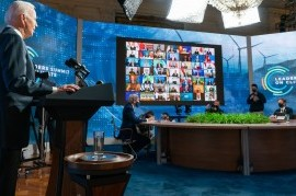 El presidente de EE.UU invitó a Alberto Fernández para participar del Foro sobre Energía y Clima