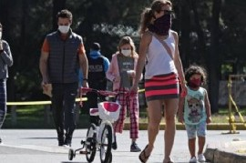 Coronavirus: El Gobierno oficializó la extensión de la cuarentena hasta el 25 de octubre