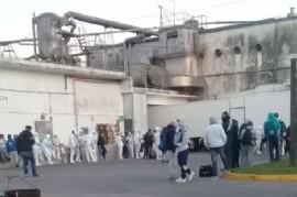 San Vicente: un trabajador de un frigorífico contrajo Coronavirus, pero la empresa obliga a seguir