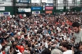 La ex presidente quiere acuñar una nueva categoría política: el Frente Social Cívico Patriótico