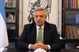El presidente Fernández anunció que enviará al Congreso el proyecto de legalización del aborto