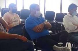 La Plata: entidad empresaria se sumó a la campaña de vacunación contra el COVID·19