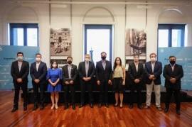 Casa Rosada: obras hídricas y transporte de electricidad para la provincia de Buenos Aires