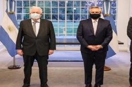 Argentina producirá la potencial vacuna COVID-19: lo confirmó el presidente Fernández