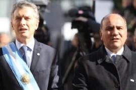 Por el 9 de Julio, el presidente Macri encabezó dos actos: uno en Tucumán y el otro en Buenos Aires