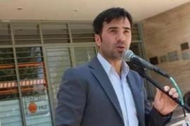 El intendente de Castelli, Francisco Echarren, echó a un periodista que no quiso ocultar una noticia