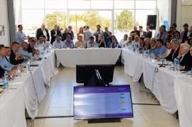 Fuerte presencia de industriales navales bonaerenses en un encuentro con el presidente Macri