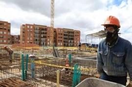 Previo a una exposición del presidente, el Gobierno nacional destacó índices en la construcción