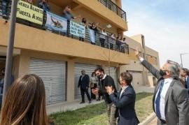 Entregaron viviendas del Plan Procrear cuyas obras estaban paralizadas desde 2015