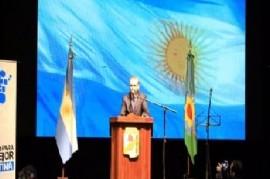 Desde La Plata, el senador nacional Miguel Pichetto lanzó su candidatura a presidente de la Nación