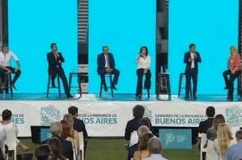 """Axel Kicillof anunció que el Estadio Ciudad de La Plata se llamará """"Estadio Único Diego Maradona"""""""