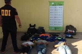 Burzaco: atrapan a delincuentes fuertemente armados que pretendían asaltar una distribuidora