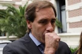 Multa simbólica al policía que lideró el robo a la casa del intendente de La Plata, Julio Garro