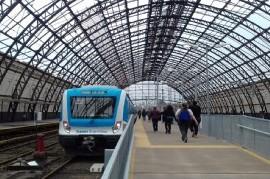 Tren Roca: funcionó con demoras tras amenazas de bomba en Constitución, Lanús y Termperley