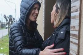 La gobernadora Vidal volvió a los timbreos y eligió a una ciudad conducida por Cambiemos: Magdalena