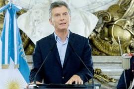 """""""Equilibrar las cuentas"""", la obsesión de Macri en su nuevo discurso"""