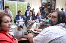 """""""Paritaria N° 20"""" de 2018: El Gobierno bonaerense va por la """"Oferta N° 11"""" a los gremios docentes"""