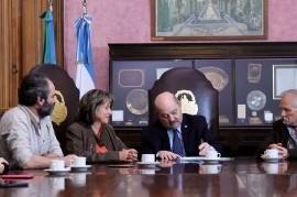 En la Universidad Nacional de La Plata habrá un régimen especial de licencia por violencia de género