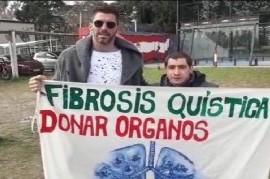 Fibrosis Quística: Estudiantes le ganó por goleada a Gimnasia