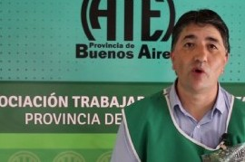 Advertencia de ATE Quilmes al municipio que conduce Mayra Mendoza