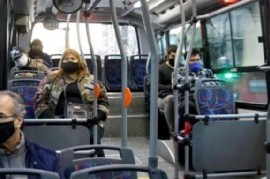 El domingo 12, día de las PASO, el transporte público de pasajeros será gratuito en todo el país