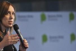 """Elecciones 2019: María Eugenia Vidal """"pasa"""", pero para las presidenciales"""