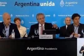 EN VIVO: El presidente Alberto Fernández anuncia la extensión de la cuarentena