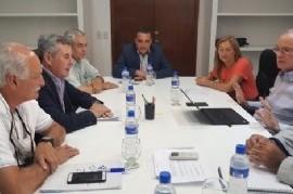El ministro Daniel Gollán se comprometió a resolver los planteos del Sindicato de Salud Pública