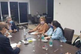 El Sindicato de Salud Pública firmó un convenio con la Federación de Educadores Bonaerenses