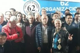 Acuerdo: las 62 Organizaciones Peronistas de La Plata, Berisso y Ensenada logró conformar su nómina