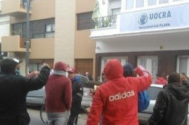 Este miércoles, y con apoyos políticos, marchará la UOCRA para exigir el fin de la Intervención