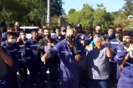 """""""¿Para esto quieren volver?"""": trabajadores de la construcción contra la familia del """"Pata"""" Medina"""