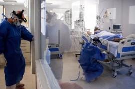 Coronavirus, con récord: el Gobierno nacional confirmó 401 muertes y 16.447 nuevos contagios
