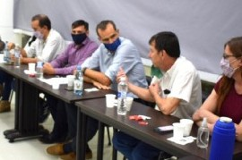 La Plata: reuniones políticas con la intención de ampliar el Frente de Todos