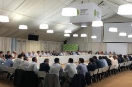 Kicillof recibió a intendentes de Juntos por el Cambio: obras, Fondo educativo y seguridad, los ejes