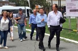 Horas después de ser oficializado, Ariel Basteiro asumió como presidente de Astillero Río Santiago