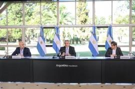 -EN VIVO- El presidente Fernández, junto a Larreta y Kicillof, anuncia la nueva etapa de cuarentena
