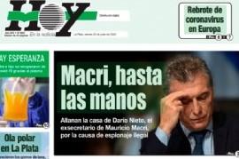 Se empieza a correr el telón: ponen a punto los puestos del Diario Hoy de La Plata