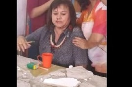 Florencio Varela: Se desplomó el techo de un aula y casi mata a una profesora