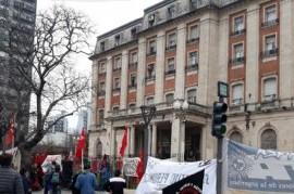 """La gobernadora Vidal reclamó """"otra deuda"""" para la provincia: la de jueces federales"""