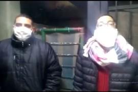 Coronavirus en un barrio de monoblocks de La Plata: vecinos piden una urgente presencia sanitaria