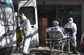 Coronavirus: son 25.932 los nuevos contagios y, con las 291 muertes, se superaron las 60.000