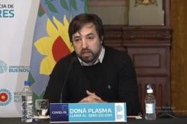 -EN VIVO- El Gobierno bonaerense brinda un informe de situación epidemiológica
