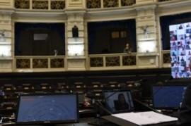 Cámara de Diputados bonaerense: debatirán dentro de una semana 300 proyectos vinculados al COVID-19